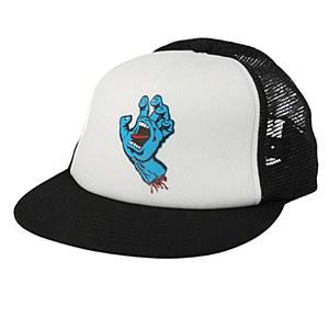 Santa Cruz Hand Mesh Cap