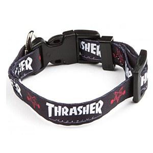 Thrasher Magazine Dog Collar