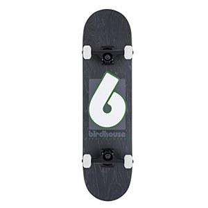 Birdhouse B Logo Complete Black Green 8.00