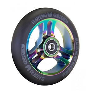 Blazer Pro Wheel Triple XT Neo Chrome 110mm