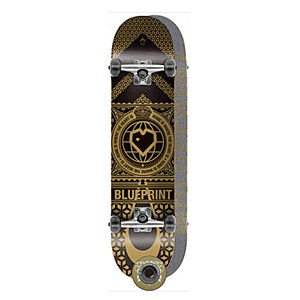 Blueprint Home Heart Black Gold Complete 8.00