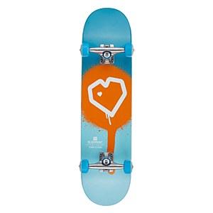 Blueprint Spray Heart Blue/Orange Complete 7.87