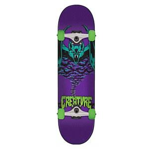 "Creature Bat Complete Purple/Green 7.75"""