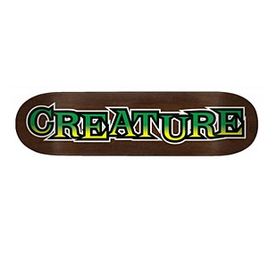 Creature Long Logo Md 8.25""