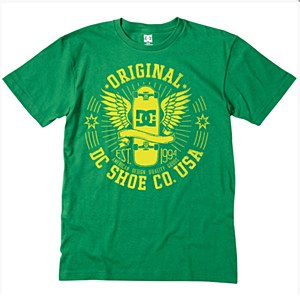 DC Skangle T-Shirt Boys M