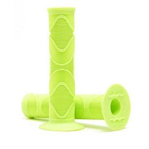 Duo Van Homan Grips Neon Green