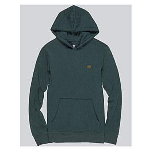 Element Cornell Classic Hoodie Green Youth 12
