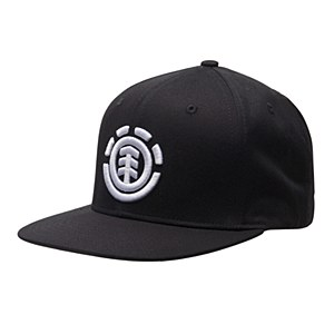 Element Knutsen Cap A Black