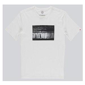 Element Liquid T Shirt Bone White Medium