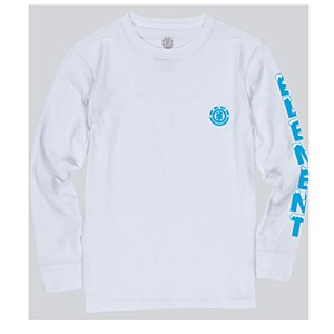 Element Snow Long Sleeve T-Shirt Youth 12