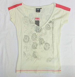 Ex Raw State Pretzel t-shirt S