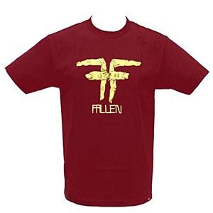 Fallen Bang T-shirt Blood Red Youth L