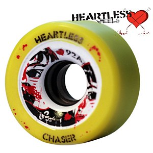 Heartless ChaserWheel 92a 62mm
