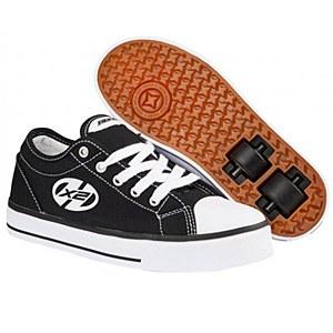 Heelys HX2 Jazzy Black White UK11