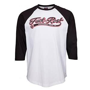 Independent Ftr Script Baseball Tee Medium