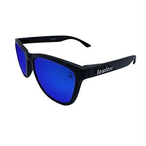 Lawless Eyewear Bandit Sunglasses Black - Blue