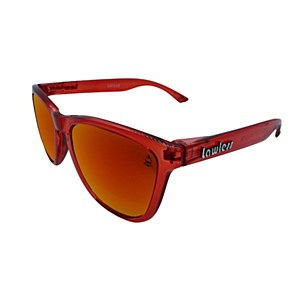 Lawless Eyewear Bandit Sunglasses Red - Red