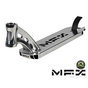 Madd Gear MFX 4.8 Deck Chrome Plated