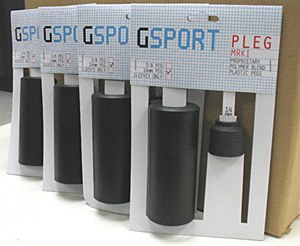 GSport Pleg pegs 3/8