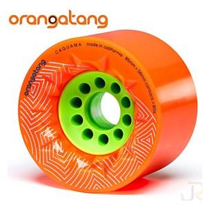 Orangatang Caguama Orange 85mm 80a