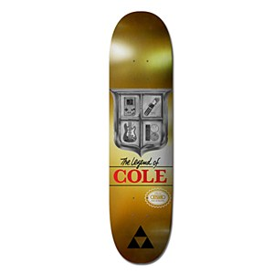 Plan B ProSpec Cole Triforce 8.00""