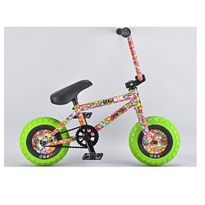 Rocker 3+ Crazy Main Candy Mini BMX