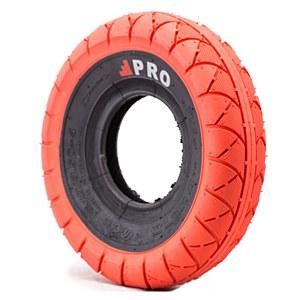 Rocker Street Pro Tyre Red, Black wall