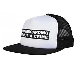 Santa Cruz Cap Not A Crime Cap