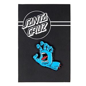 Santa Cruz Screaming Hand Pin