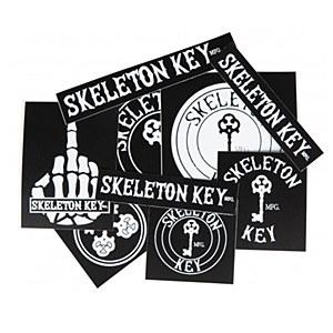 Skeleton Key MFG Sticker Pack