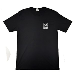 Spider Industries Logo T-Shirt Black Large