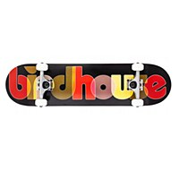 Birdhouse Opacity Logo Black Complete 8.00
