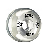 Bones Wheels SPF Clear 58 MM