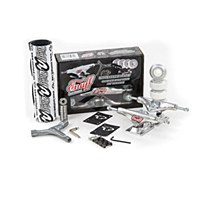 Enuff Decade Pro Undercarriage Set Polished