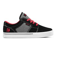 Etnies Barge LS Kids Black/Grey/Red UK 2