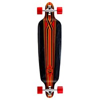Mindless Longboards Savage III Red Black