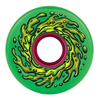 Santa Cruz  Slime Balls OG Slime Green 66mm