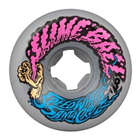 Slime Balls Vomit Mini Metallic Sliver 56mm 97a