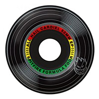 Spitfire Fourmula Four Cardiel Juan Love Classic Black 52mm 99a