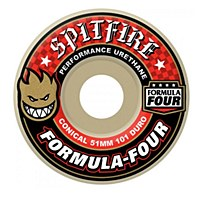 Spitfire Formula Four Conical 51mm 101du