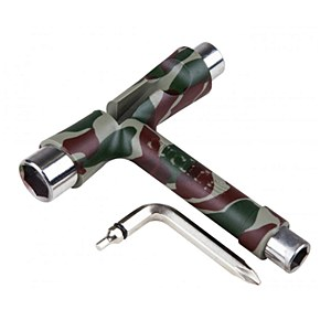 Ultimate Ninja skateboard Tool Camo
