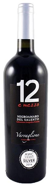 12e Mezzo Negroamaro