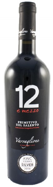 12e Mezzo Primitivo