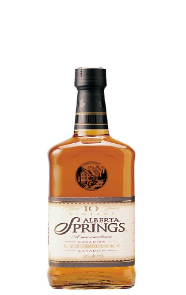 Alberta Springs Whisky 375ml
