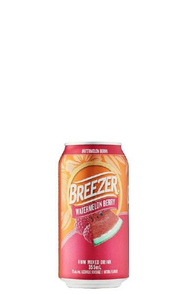 Breezer Watermelon Berry