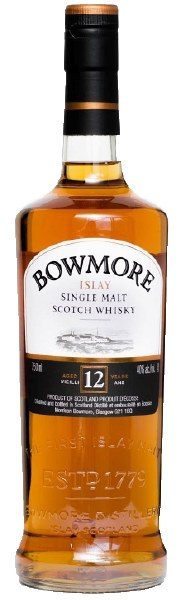 Bowmore Islay 12 YO