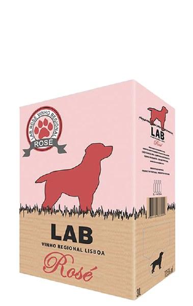 Lab Rose Box