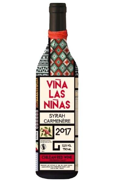 Las Ninas Wrapped Red