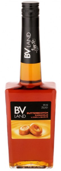 BV Land Butterscotch Liqueur