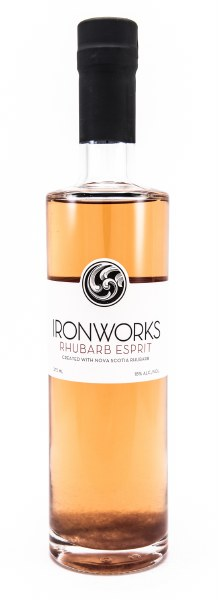 Ironworks Rhubarb Esprit 375ml